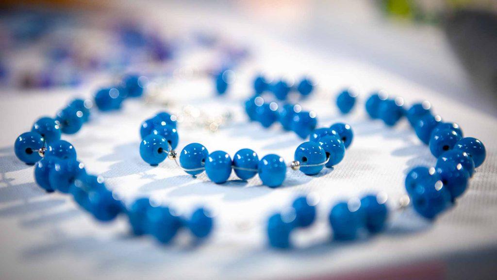 schoene-perlen.de Glasperlen Unikate von Meisterhand