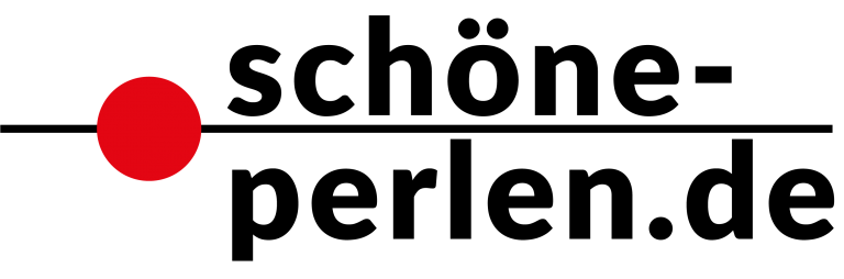 Das Logo von schoene-perlen.de Die Glasperlenmanufaktur aus dem Erkelenzer Land